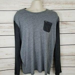 Hurley Lightweight Pocket Sweater